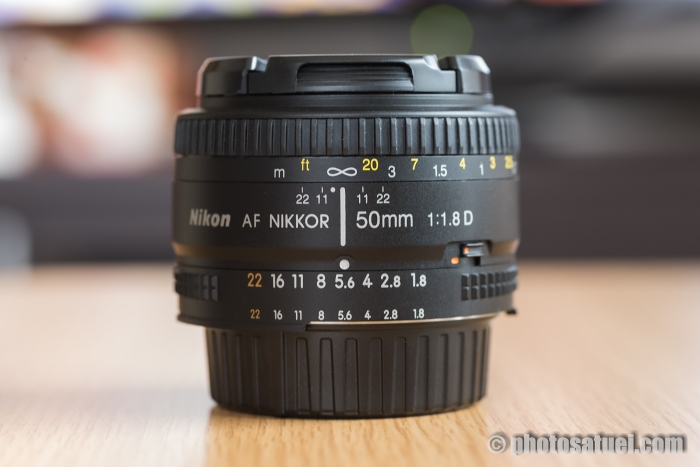Ai AF NIKKOR 50mm f/1.8D