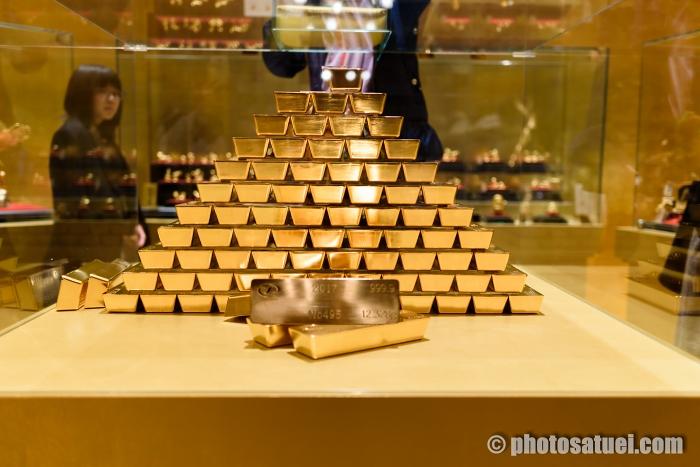 ハウステンボス 黄金の館