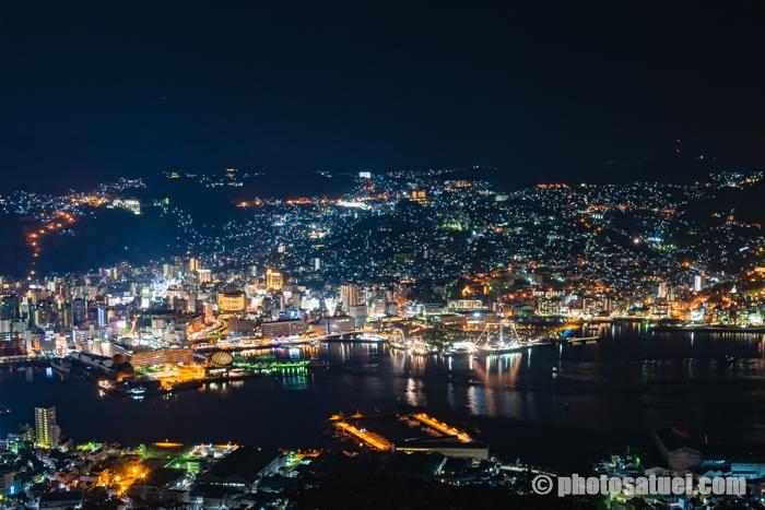 長崎稲佐山からの夜景
