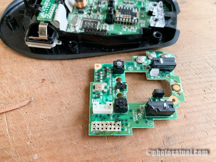 G700s修理